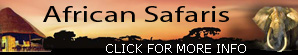 Great African Safaris, click for more