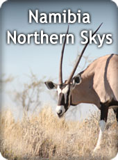 Tours and Safaris in Namibia