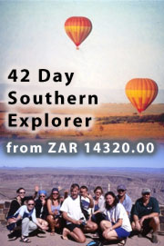 Tours and Safaris in Zambia