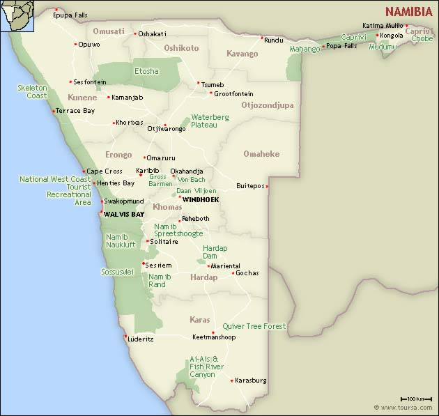 of Namibia